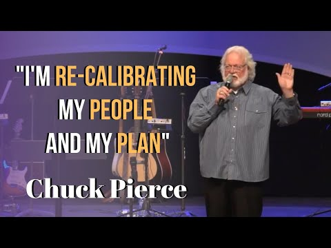 Chuck Pierce