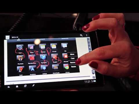 CES 2013 | Sharp IGZO Screen Technology Demonstration | Aquos Pad | OLED | 4K Touchscreen Display - UCWa2Vt01GhUEywjgluo6o9g