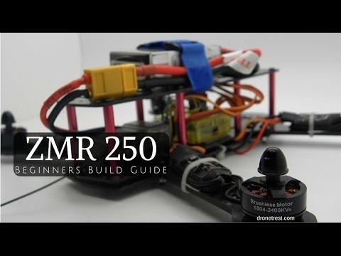 ZMR 250 Quad Build Guide for beginners - UC6m2XECBu9gj20MmhVSluAQ