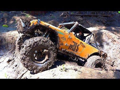 REALISTIC 13lb ALL-METAL JEEP In the MUD! CAPO JK MAX - Backyard Scale Park | RC ADVENTURES - UCxcjVHL-2o3D6Q9esu05a1Q