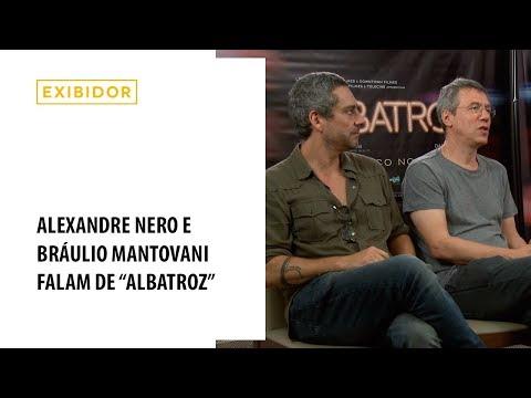 Alexandre Nero e Bráulio Mantovani falam de