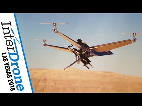 ElectraFly: These Guys Put a Jet Turbine on a Huge Drone... - UC7he88s5y9vM3VlRriggs7A