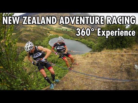 Adventure Racing in New Zealand: Red Bull Defiance   360° POV Experience - UCblfuW_4rakIf2h6aqANefA