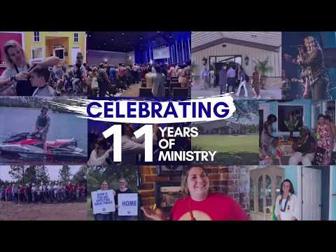 Here We GO! Celebrating 11 Years of Ministry! Turning Point Worship Center Live Stream