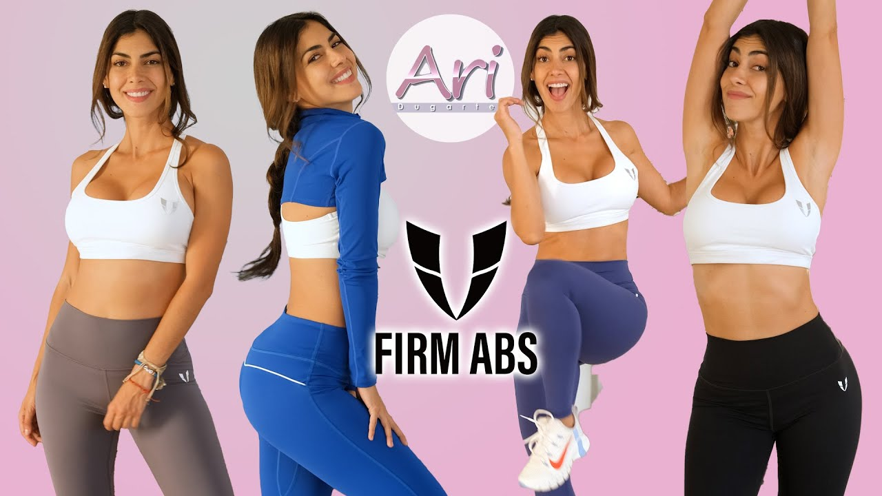 FIRM ABS Try On Haul – #FIRMABSbrand