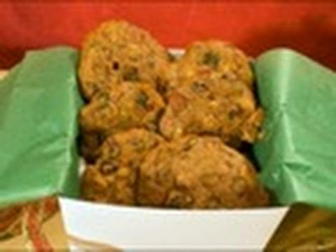 Grandma's Fruitcake Cookies: Cookie Jar #23