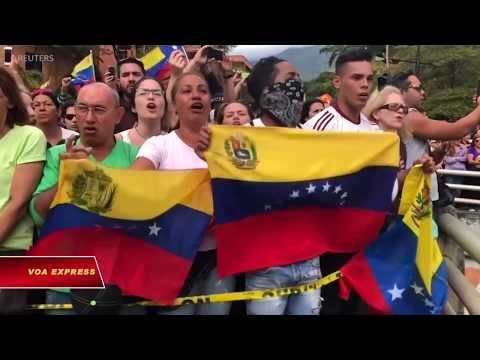Venezuela phong tỏa cửa khẩu, chặn hàng viện trợ Mỹ (VOA)