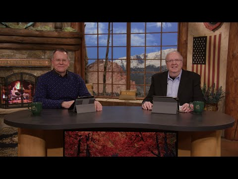 Charis Daily Live Bible Study: The Baby Came to be Lord - Greg Mohr - December 10, 2020