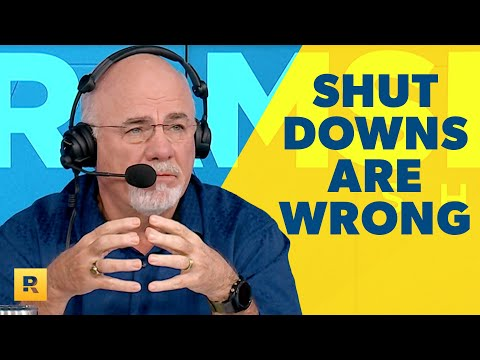 Why Shutdowns Are WRONG! (Here's the Math)