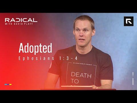 David Platt // Sermon // Adopted