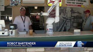 Meet the State Fair's robot bartender