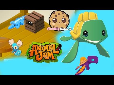 Cookieswirlc Plays Online ANIMAL JAM Gaming Video Creating Character - UCelMeixAOTs2OQAAi9wU8-g