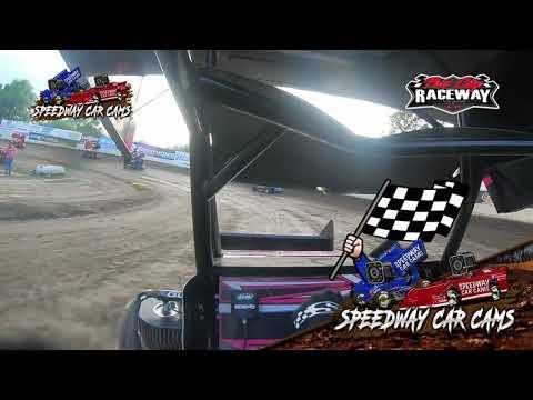 #9 Abigayle Lett -Restrictor - 5-8-2021 Port City Raceway - In Car Camera - dirt track racing video image