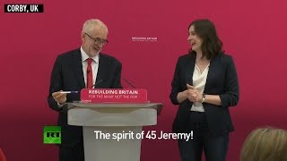 'Jeremy Corbyn, evoke the spirit of '45!'