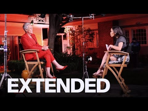 Jamie Lee Curtis Returns To 'Halloween' 40 Years Later | EXTENDED - UCKY5PiEq8Tl9r7f3qittXng