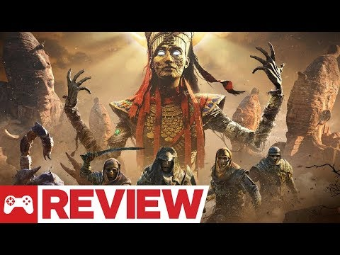 Assassin's Creed Origins: The Curse of the Pharaohs DLC Review - UCKy1dAqELo0zrOtPkf0eTMw