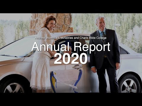Andrew Wommacks 2020 Annual Report