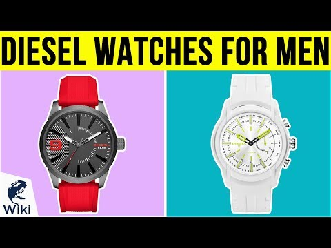 10 Best Diesel Watches For Men 2019 - UCXAHpX2xDhmjqtA-ANgsGmw