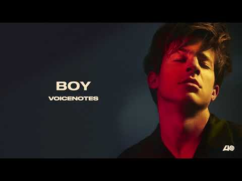 Charlie Puth - BOY [Official Audio] - UCwppdrjsBPAZg5_cUwQjfMQ