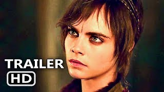 CARNIVAL ROW Official Trailer # 3 (NEW, 2019) Cara Delevingne, Orlando Bloom, Fantasy Series HD