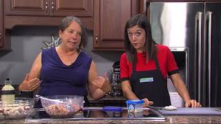 Summer Superfoods Salad with Dr. Catherine Smoot-Haselnus