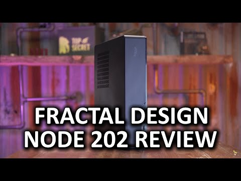The king of small form factor cases? - Fractal Design Node 202 Review - UCXuqSBlHAE6Xw-yeJA0Tunw
