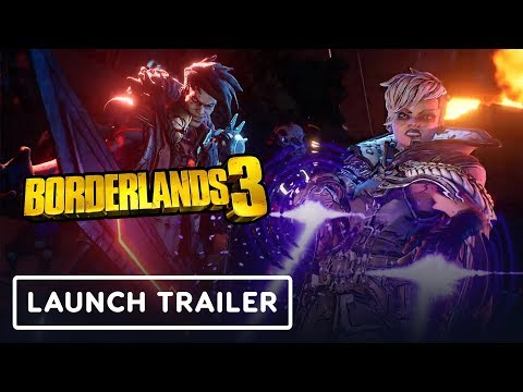 Borderlands 3 - Official Cinematic Launch Trailer - UCKy1dAqELo0zrOtPkf0eTMw