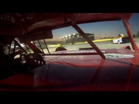 Jeff Crouse Racing.  Viking Speedway.  8/14/21.  Super Stocks - dirt track racing video image