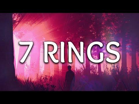 Ariana Grande ‒ 7 rings (Lyrics) - UCJ6ERWrxZzb9Ua3oeRcIe0g