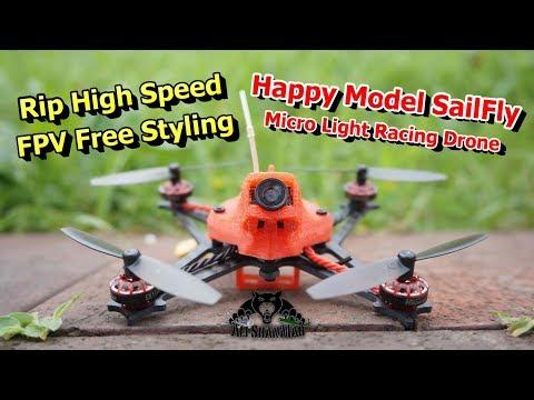 Toothpick FPV Racing Drone Micro Light Fast FPV Ripper - UCsFctXdFnbeoKpLefdEloEQ