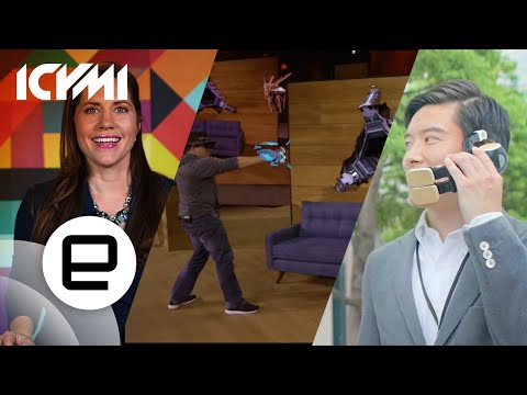 ICYMI: HoloLens gaming, walking talking robot phone and more - UC-6OW5aJYBFM33zXQlBKPNA