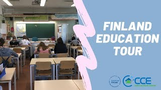 Which Activities You Can Get From Finland Education Tour / CCE Finland