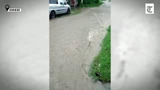 Warning of heavy rain in Himachal Pradesh puts 6 districts on alert
