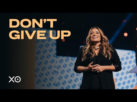 Don't Give Up  Bianca Olthoff