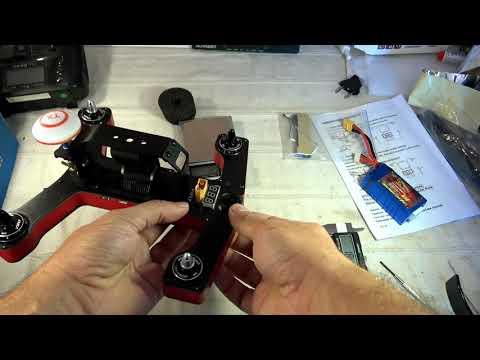 VIFLY R220 M2 unboxing, analysis, configuration and demo flight (Courtesy VIFLY) - UC_aqLQ_BufNm_0cAIU8hzVg