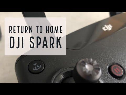 RTH - DJI Spark - Return to Home Funktion per Fernbedienung - UCSCGT4nsc121klDc-NBhPzQ