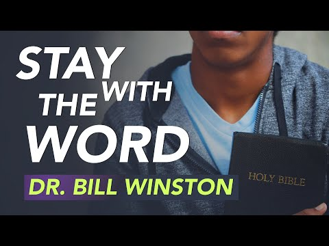Stay With The Word