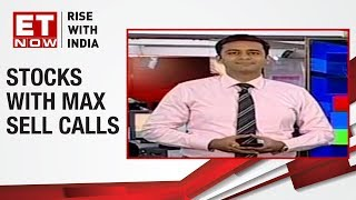 India - More cautions vs RoW, stocks with maximum sell calls | ET Now exclusive report