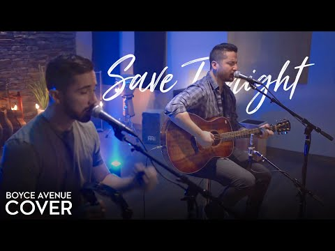 Save Tonight (Eagle-Eye Cherry Acoustic Cover)