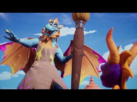 Spyro Reignited Trilogy: Stone Hill Gameplay - UCKy1dAqELo0zrOtPkf0eTMw