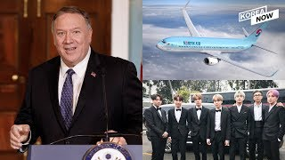 Korean Air to further cut flights to Japan/BTS nominated in 5 categories for MTV Video Music Awards