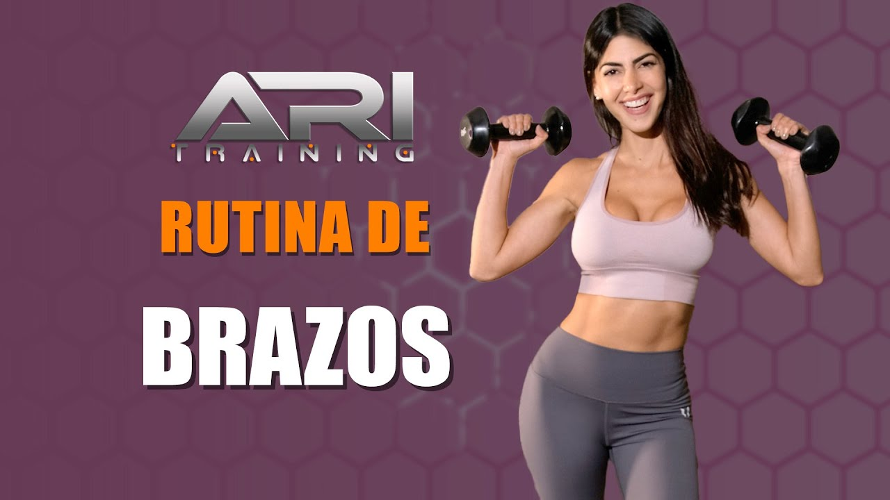 Rutina de Brazos – Ari Training