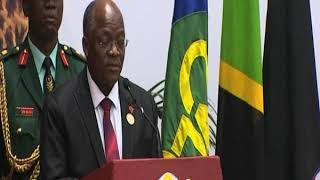 Tanzanian President urges SADC to advocate for the lifting of economic sanctions against Zimbabwe