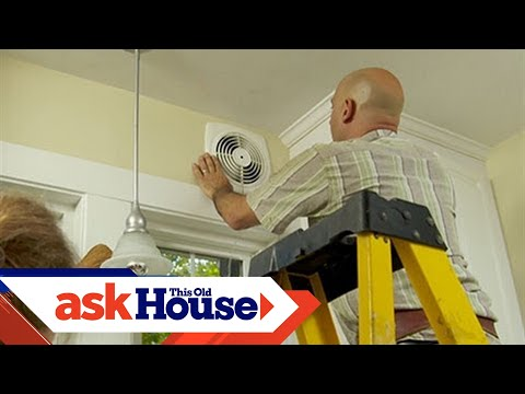 How to Install a Through-the-Wall Exhaust Fan - UCUtWNBWbFL9We-cdXkiAuJA