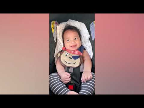 Cute Babies Staying at Home With Dad   Baby and Daddy Videos