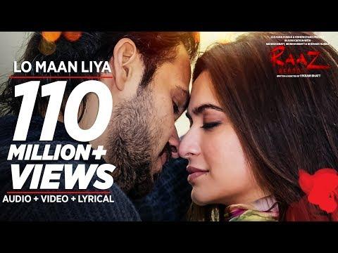 Lo Maan Liya Lyrics - Raaz Reboot | Arijit Singh