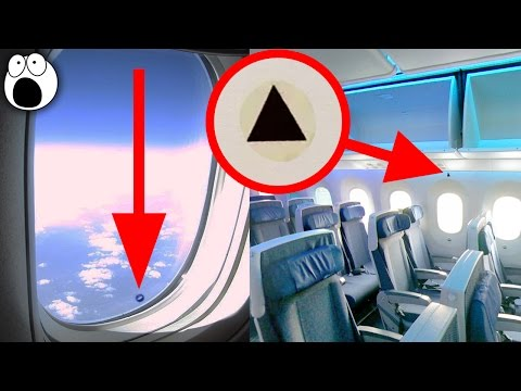 Top 10 Airplane Things You Don't Know The Purpose Of - UCkQO3QsgTpNTsOw6ujimT5Q