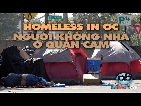 Homeless in OC - Nói chuyện với mục sư gốc Việt về người vô gia cư ở quận Cam