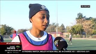 Golden Girls soccer team offers hope for girls