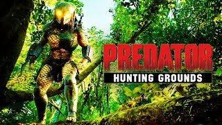 Predator: Hunting Grounds - Official Gameplay Reveal   Gamescom 2019